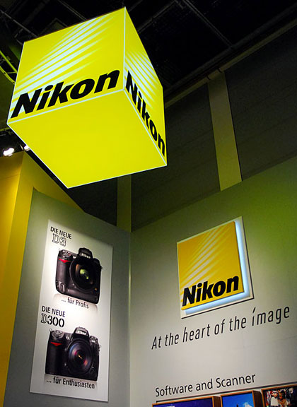 IFA Berlin Nikon Booth