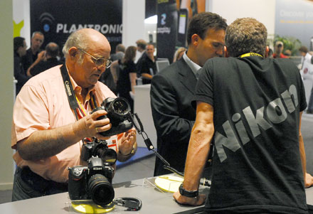 Nikon at IFA Berlin 2007