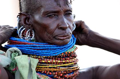 Turkana Wedding