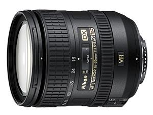 Nikon 16-85mm VRDX